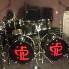 World-Renowned Drummer GENE HOGLAN Auctions Priceless Studio/Touring Drumkit for Charity
