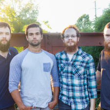 Interview: Chris Capitanio  of IN THE PRESENCE OF WOLVES