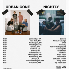 INTERVIEW: Urban Cone