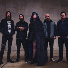 "Defy The Tide Release Official Music Video for Single ""Traced In Flames"""