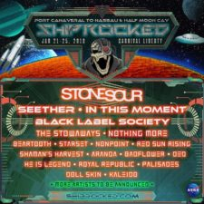 ShipRocked 2018 Initial Band Lineup Announced