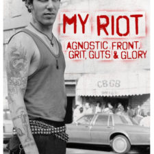 BOOK ANNOUNCEMENT: My Riot by Roger Miret