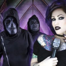 """Hail Sagan Releases Official Music Video """"Stealing The Crown"""" And Announce Tour"""