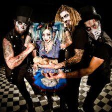 Raven Black Announce 2017 Hex O'Clock Tour Dates