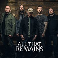 Interview: Phil Labonte of All That Remains