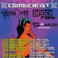 Sacramento's WICCID to Join Lords of Acid, Combichrist, En Esch (ex-KMFDM), & Christian Death on Sextreme Fest 2017