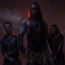 RED DEVIL VORTEX Releases 'Something Has To Die' EP
