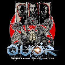 "QUOR Puts the Heavy Back in Metal with ""Raising The Dead"""