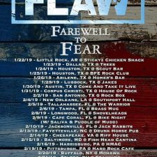 "FAREWELL TO FEAR Release Official Music Video for ""YOUR CURE"""