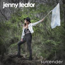 Jenny Teator's Enticing New Single Has Us Ready to Surrender!