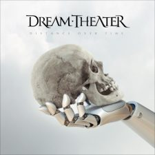 ALBUM REVIEW:  DREAM THEATER - DISTANCE OVER TIME