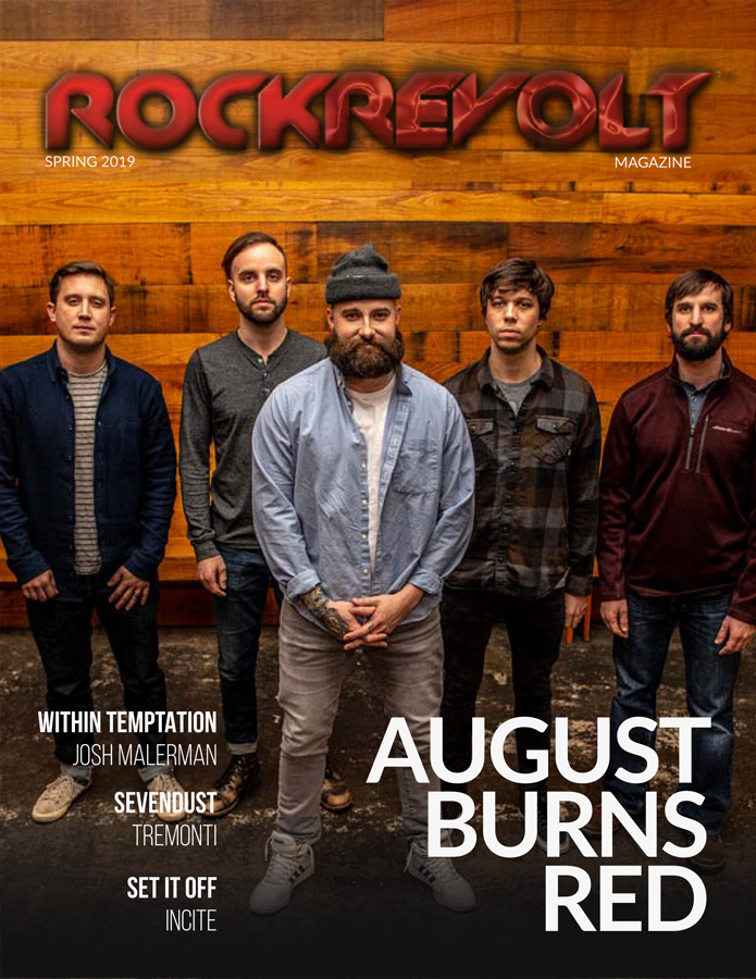 August Burns Red Cover