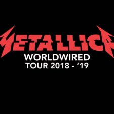 """Metallica Melts The Stage Of """"The Q"""" In Downtown Cleveland"""
