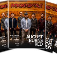 READ THE NEW AUGUST BURNS RED COVER ISSUE NOW!