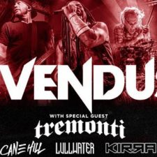 LIVE REVIEW:  Sevendust and Tremonti