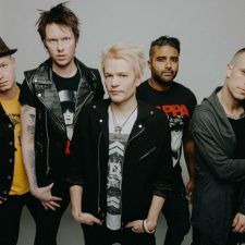 Sum 41 announce new album Order In Decline