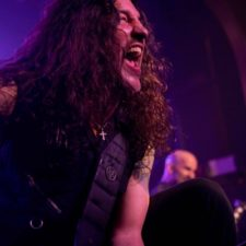 Interview:  Anthrax's Frank Bello