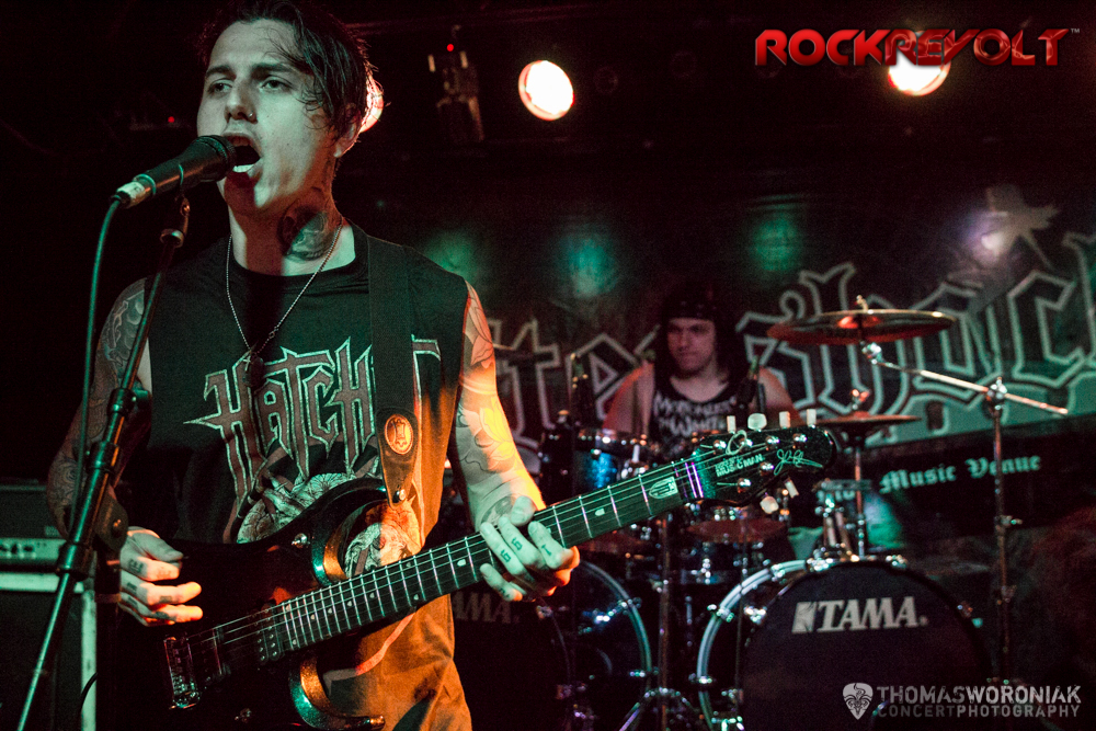 LIVE PICS: BLACK TIDE & THREAT SIGNAL