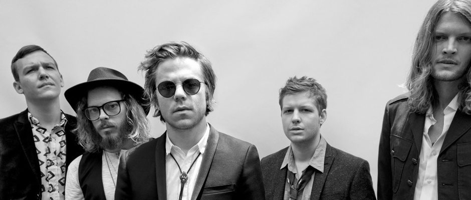 "WATCH NEW VIDEO FOR ""COME A LITTLER CLOSER"" BY CAGE THE ELEPHANT"