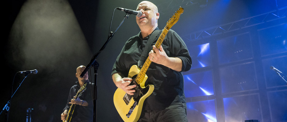 LIVE PICS: THE PIXIES