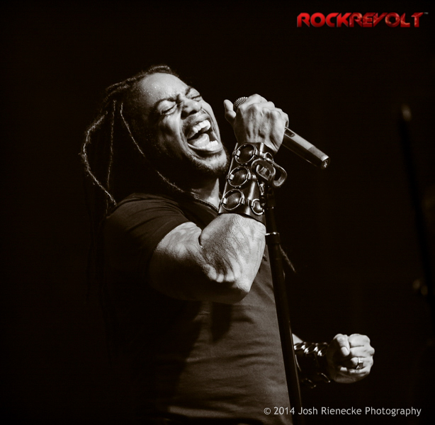 """""""AN EVENING WITH SEVENDUST"""" – LIVE SHOW REVIEW"""