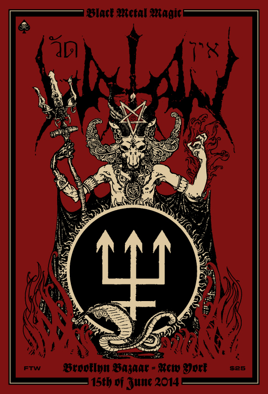 WATAIN ANNOUNCES SPECIAL PERFORMANCE IN BROOKLYN