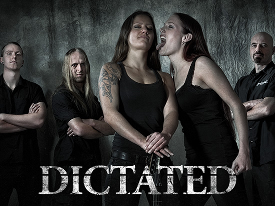 DICTATED SIGNS TO METAL BLADE RECORDS