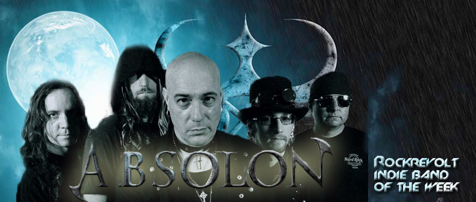 INDIE BAND OF THE WEEK: ABSOLON