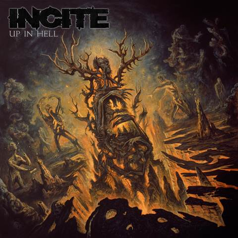 INCITE ISSUE IN-STUDIO UPDATE AND PHOTOS